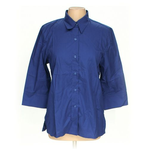 Button-up Shirt in size M at up to 95% Off - Swap.com