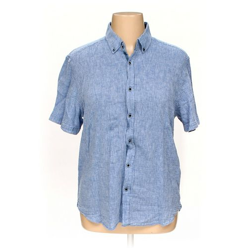 Report Collection Button-up Shirt in size XL at up to 95% Off - Swap.com