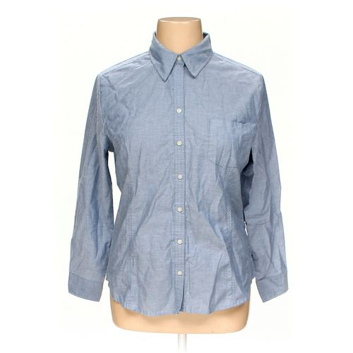 Riders by Lee Button-up Shirt in size XL at up to 95% Off - Swap.com