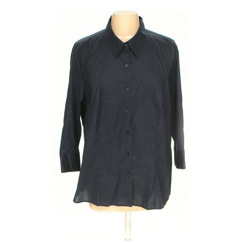 Riders by Lee Button-up Shirt in size 6 at up to 95% Off - Swap.com