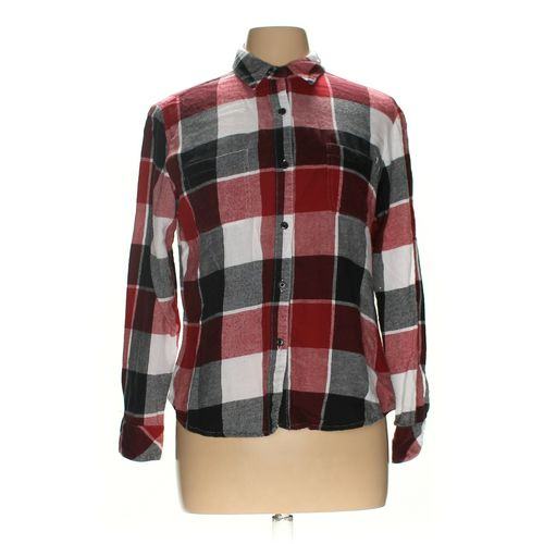 Riders by Lee Button-up Shirt in size M at up to 95% Off - Swap.com