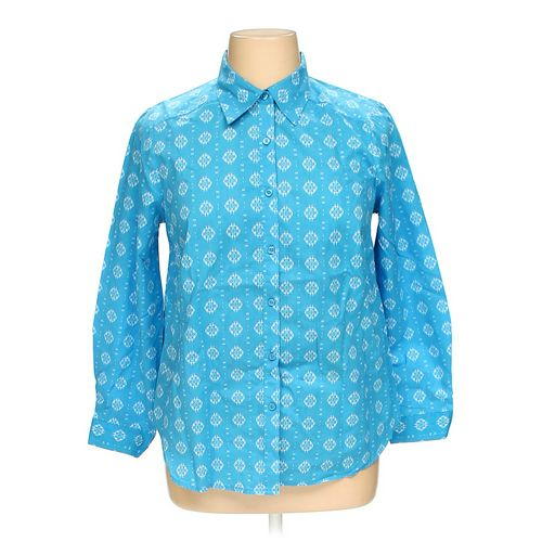 Roman's Button-up Shirt in size 14 at up to 95% Off - Swap.com