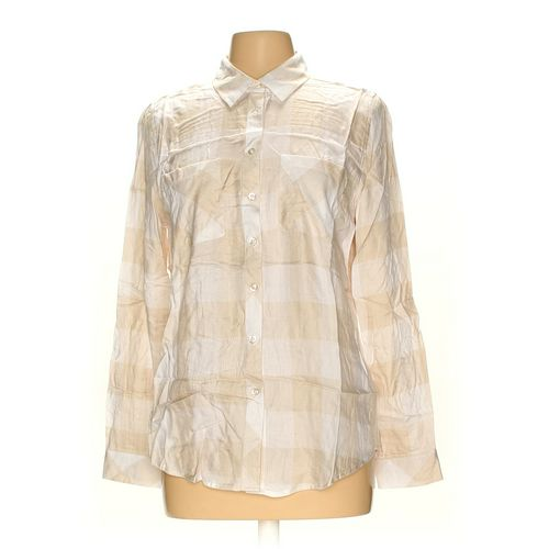 Romeo & Juliet Couture Button-up Shirt in size L at up to 95% Off - Swap.com