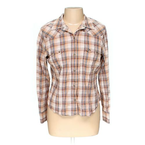 Roper Button-up Shirt in size L at up to 95% Off - Swap.com