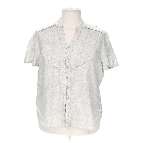 Route 66 Button-up Shirt in size 2X at up to 95% Off - Swap.com