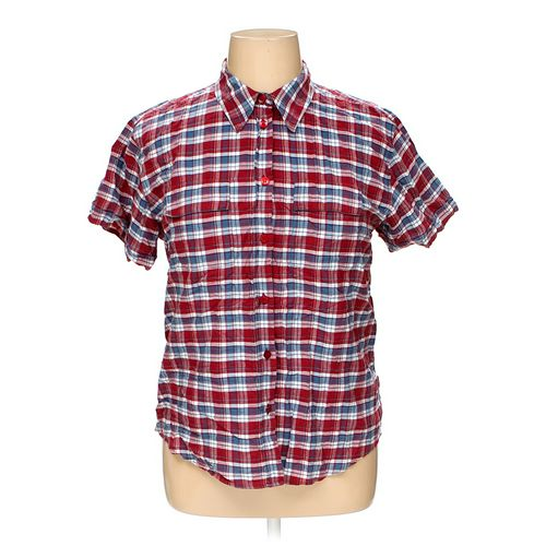 Route 66 Button-up Shirt in size 16 at up to 95% Off - Swap.com