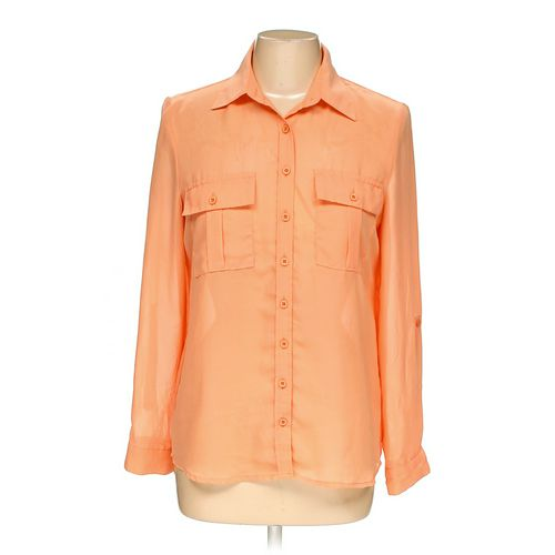 rue21 Button-up Shirt in size M at up to 95% Off - Swap.com