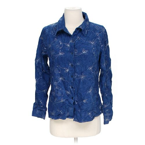 Button-up Shirt in size S at up to 95% Off - Swap.com