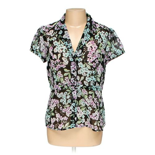 Sag Harbor Button-up Shirt in size L at up to 95% Off - Swap.com
