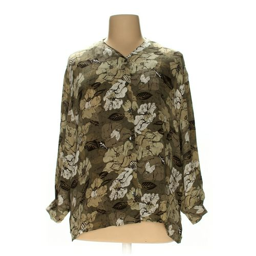 Saks Fifth Avenue Button-up Shirt in size XL at up to 95% Off - Swap.com