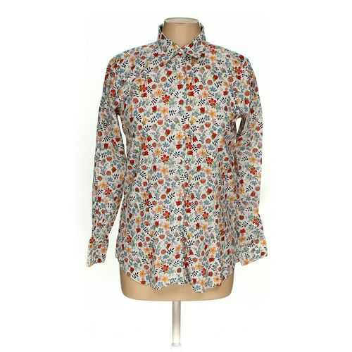 Saks Fifth Avenue Button-up Shirt in size M at up to 95% Off - Swap.com