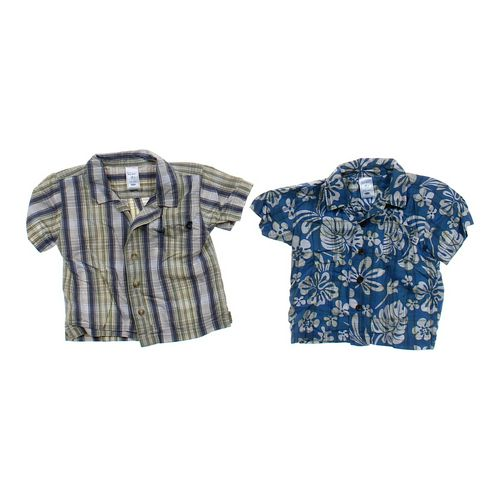 Old Navy Button-up Shirt Set in size 6 mo at up to 95% Off - Swap.com