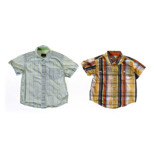 WonderKids Button-up Shirt Set in size 2/2T at up to 95% Off - Swap.com
