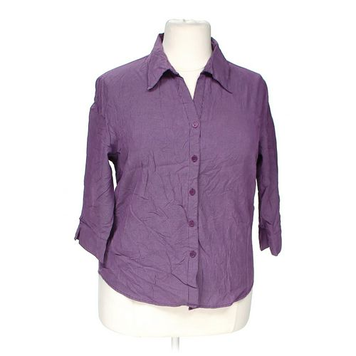 SHAVER LAKE Button-up Shirt in size 18 at up to 95% Off - Swap.com