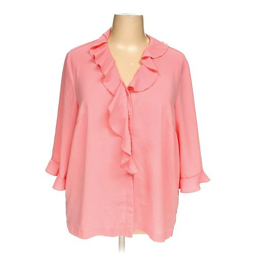 Silhouette Button-up Shirt in size 20 at up to 95% Off - Swap.com