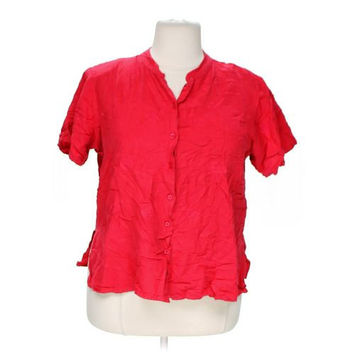 Silhouttes Button-up Shirt in size 1X at up to 95% Off - Swap.com