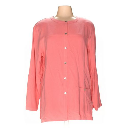Silkland Button-up Shirt in size M at up to 95% Off - Swap.com