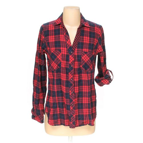 Skies Are Blue Button-up Shirt in size S at up to 95% Off - Swap.com