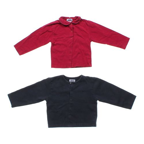 Jacadi Button-up Shirt & Snap-up Sweatshirt in size 6 at up to 95% Off - Swap.com