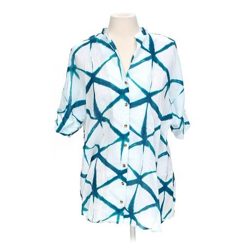 Some Days Lovin Button-up Shirt in size S at up to 95% Off - Swap.com