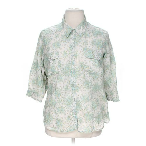 Sonma Button-up Shirt in size 2X at up to 95% Off - Swap.com