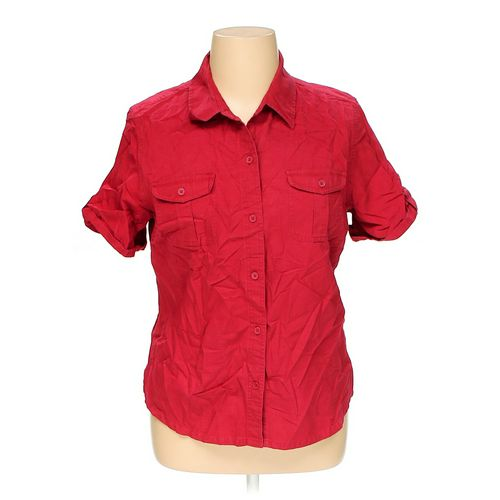 Sonoma Button-up Shirt in size XL at up to 95% Off - Swap.com