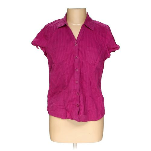 Sonoma Button-up Shirt in size L at up to 95% Off - Swap.com