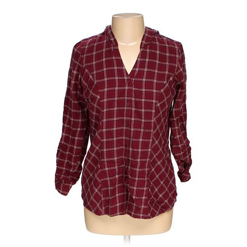Sonoma Button-up Shirt in size M at up to 95% Off - Swap.com