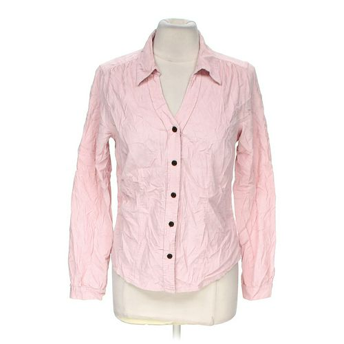 St. John's Bay Button-up Shirt in size M at up to 95% Off - Swap.com