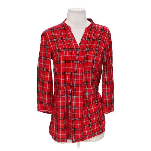 St. John's Bay Button-up Shirt in size S at up to 95% Off - Swap.com
