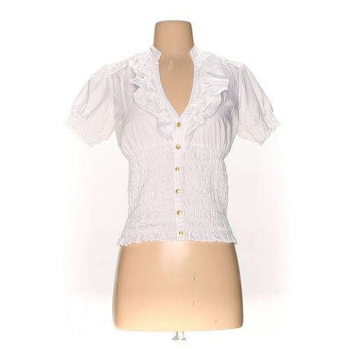 Stretch Button-up Shirt in size S at up to 95% Off - Swap.com