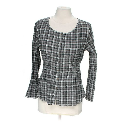 Studio M Button-up Shirt in size M at up to 95% Off - Swap.com