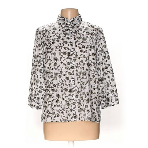 Studio Works Button-up Shirt in size L at up to 95% Off - Swap.com