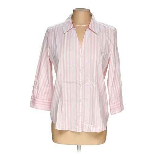 Studio Works Button-up Shirt in size M at up to 95% Off - Swap.com