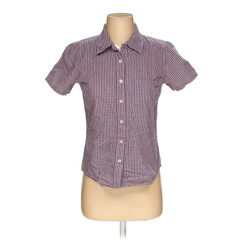 Style & Co Button-up Shirt in size 2 at up to 95% Off - Swap.com
