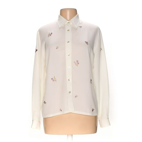 Susan Bristol Button-up Shirt in size 12 at up to 95% Off - Swap.com