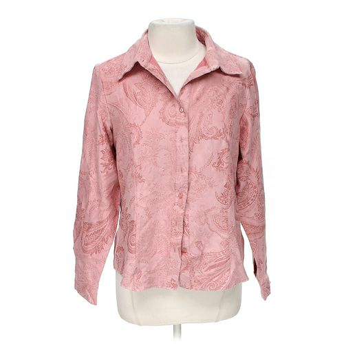 Sweet Basil Button-up Shirt in size M at up to 95% Off - Swap.com
