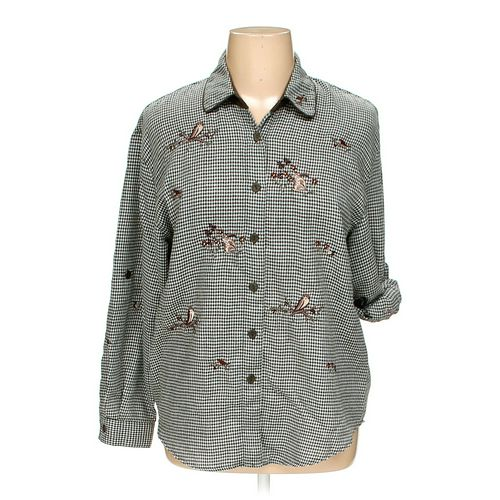 Tag Button-up Shirt in size XL at up to 95% Off - Swap.com
