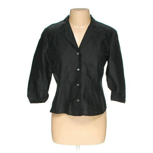 Talbots Button-up Shirt in size 10 at up to 95% Off - Swap.com