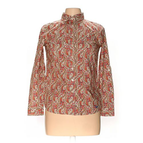 Talbots Button-up Shirt in size 4 at up to 95% Off - Swap.com