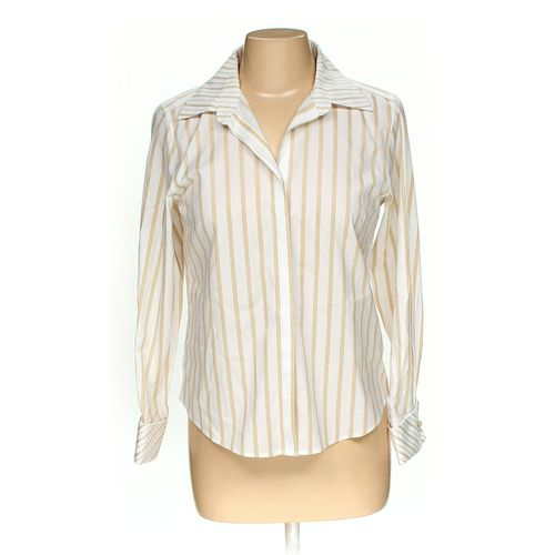 Talbots Button-up Shirt in size 6 at up to 95% Off - Swap.com