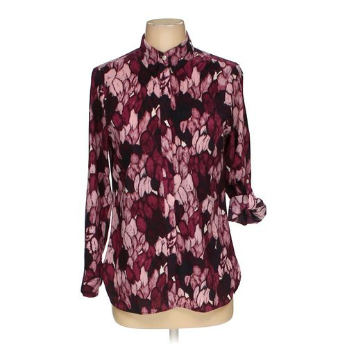 Talbots Button-up Shirt in size S at up to 95% Off - Swap.com