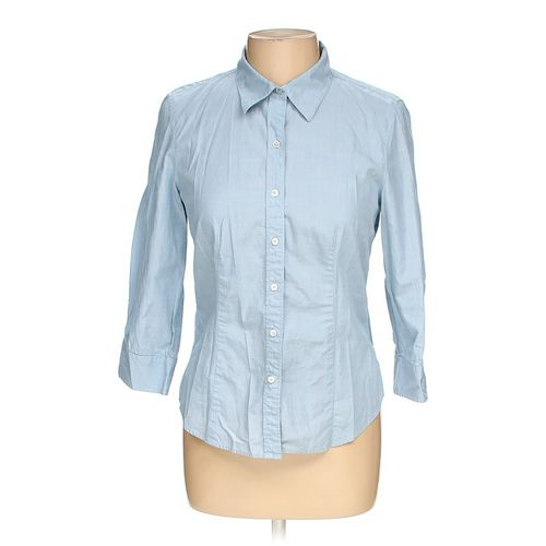 Talbots Button-up Shirt in size 8 at up to 95% Off - Swap.com