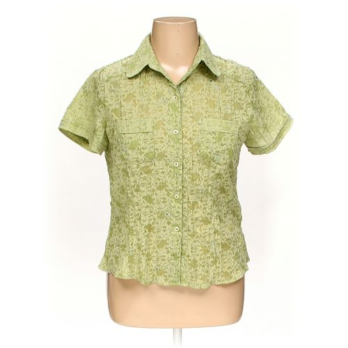 Tan Jay Button-up Shirt in size 14 at up to 95% Off - Swap.com