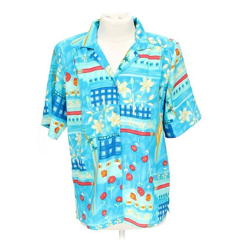 TanJay Button-up Shirt in size 12 at up to 95% Off - Swap.com