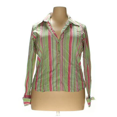 Thomas Pink Button-up Shirt in size 18 at up to 95% Off - Swap.com