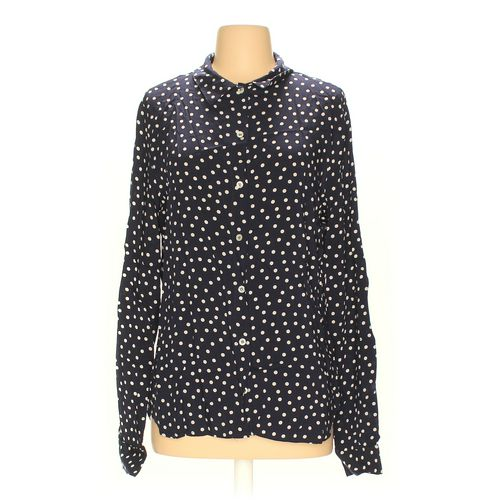 THREE DOTS Button-up Shirt in size M at up to 95% Off - Swap.com