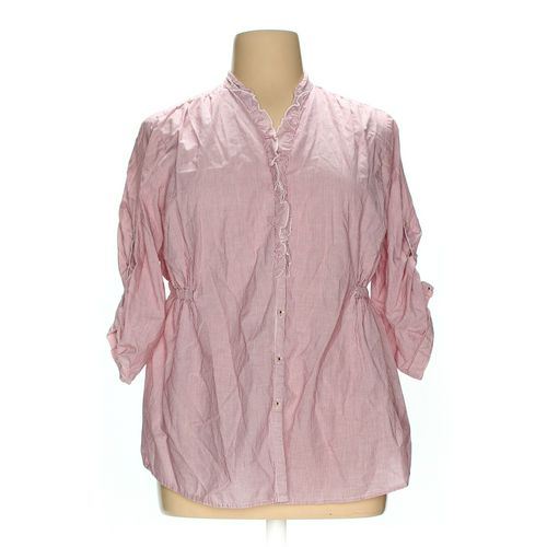 Tommy Hilfiger Button-up Shirt in size 18 at up to 95% Off - Swap.com