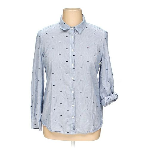 Tommy Hilfiger Button-up Shirt in size XL at up to 95% Off - Swap.com