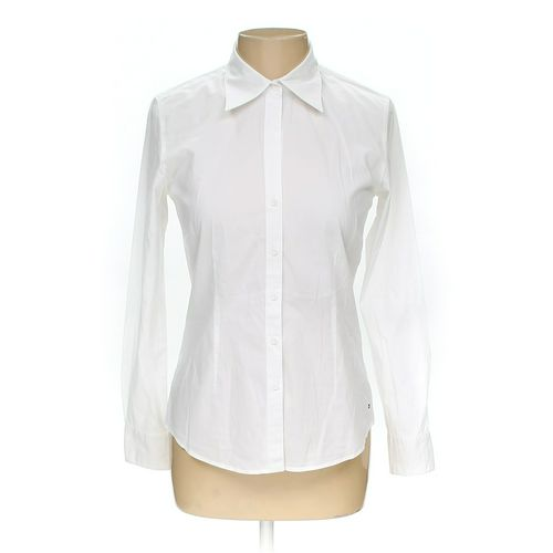 Tommy Hilfiger Button-up Shirt in size 10 at up to 95% Off - Swap.com